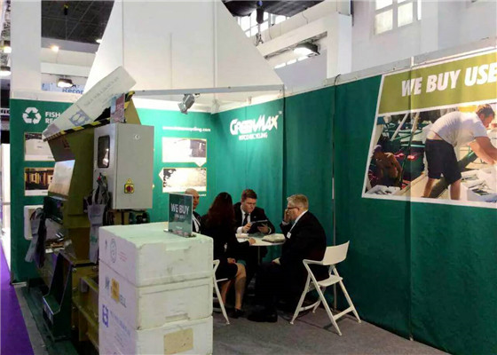 GREENMAX stand