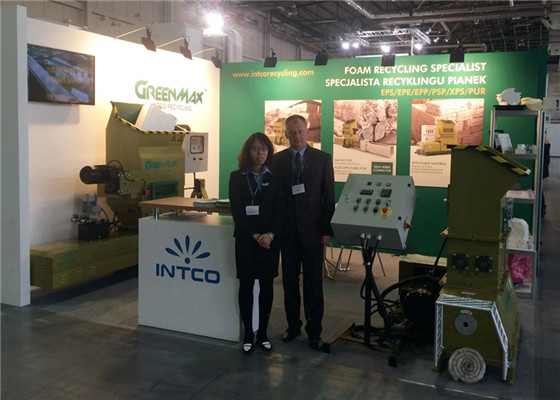 Greenmax Recycling exhibition