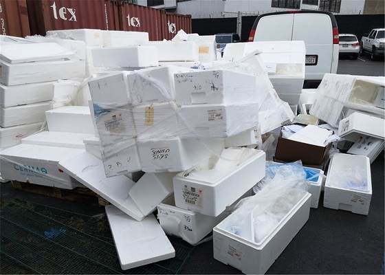 Tesco Ireland aims to recycle more Styrofoam waste by putting