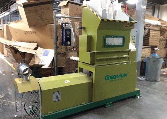 Greenmax Machines Make The Process Of Polystyrene Recycling Easier Than Ever