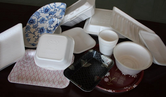 psp foam food packaging